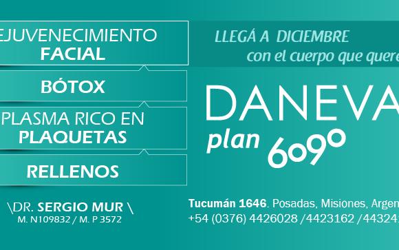 plan DANEVA 60/90