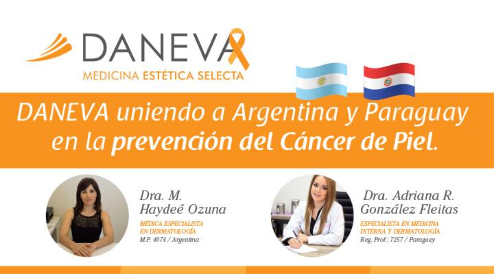 Prevención del Cáncer de Piel. Argentina-Paraguay